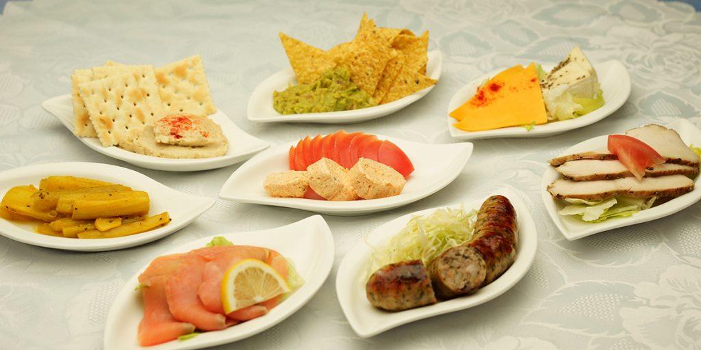 下呂温泉のレストラン タパス スペイン料理の定番 前菜おつまみ